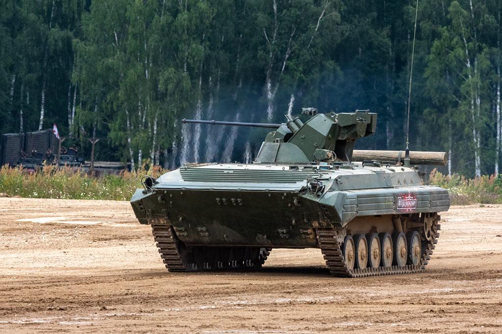 "БМП-1АМ ""Басурманин"". Дмитрий Шваб | Военная фотография"