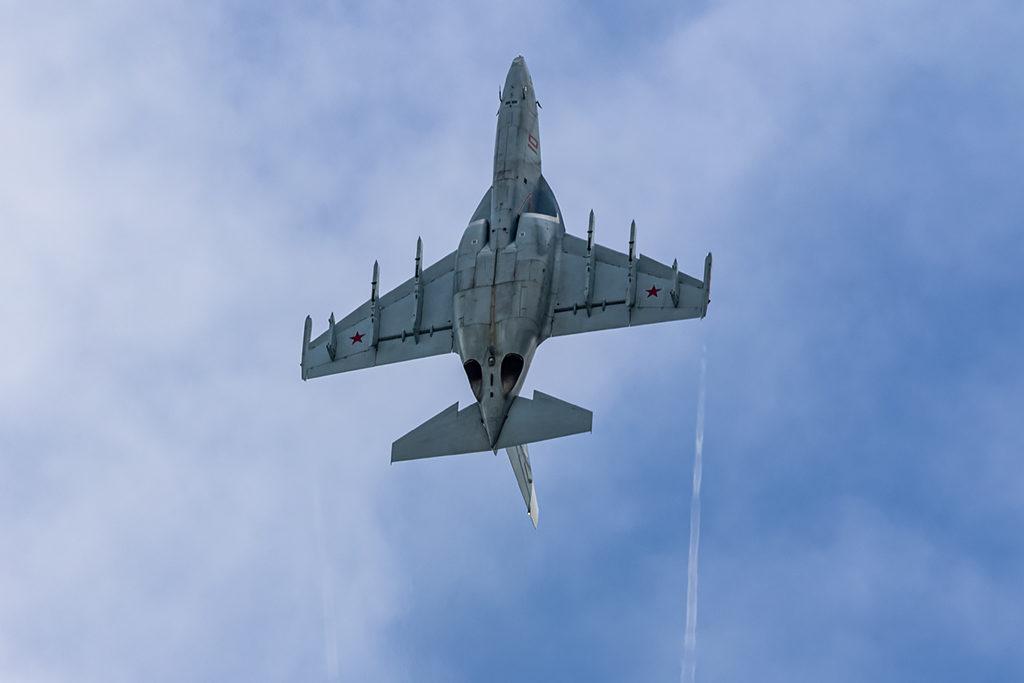 Пилотаж Як-130.   Дмитрий Шваб | Военная фотография