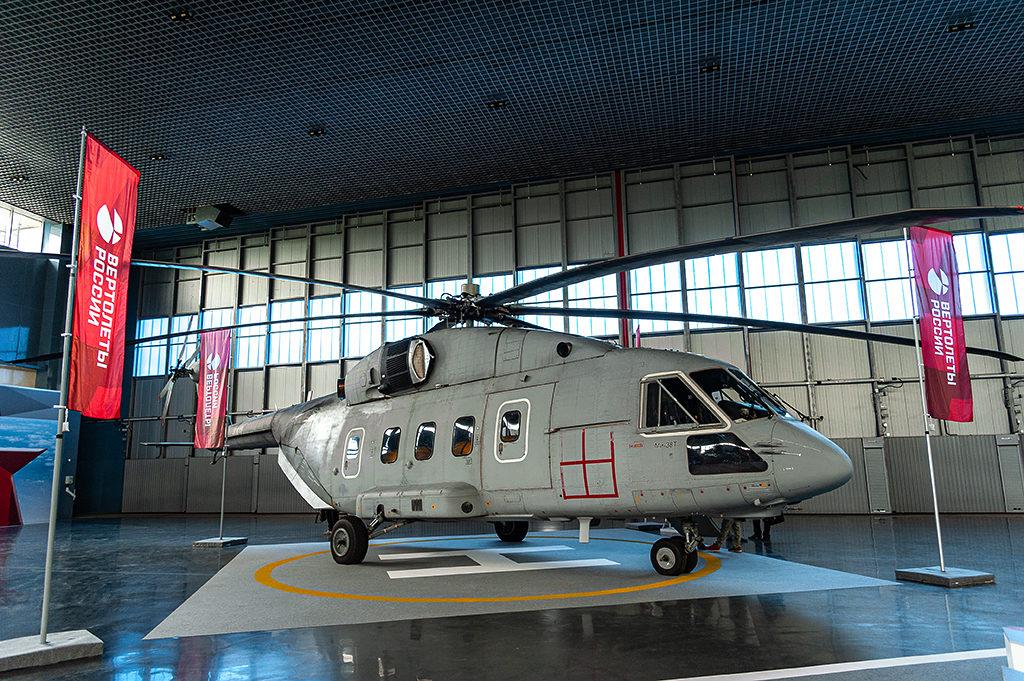 Опытный образец вертолета Ми-38Т.  Дмитрий Шваб | Военная фотография