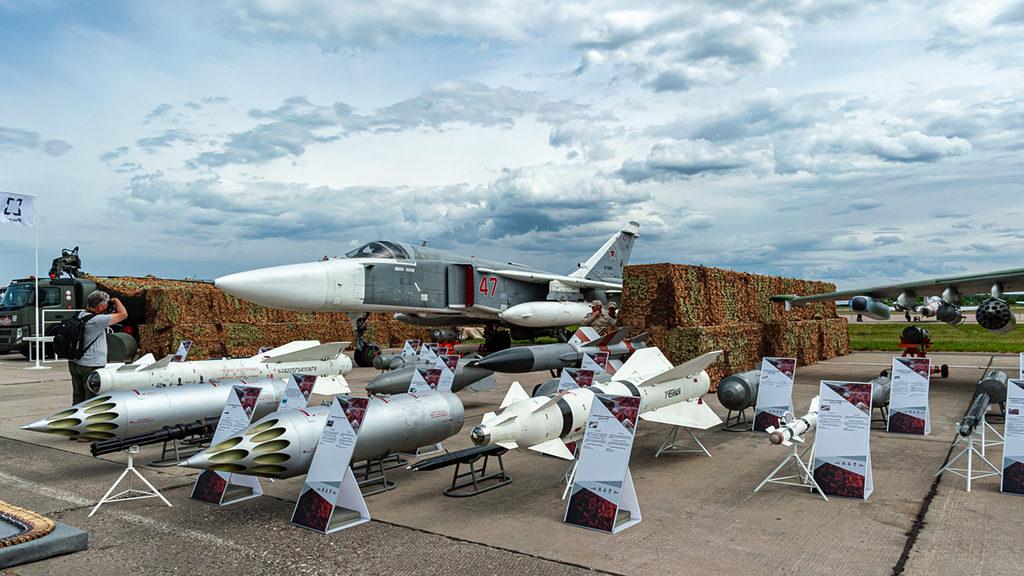 Су-24 и номенклатура боеприпасов. Дмитрий Шваб | Военная фотография