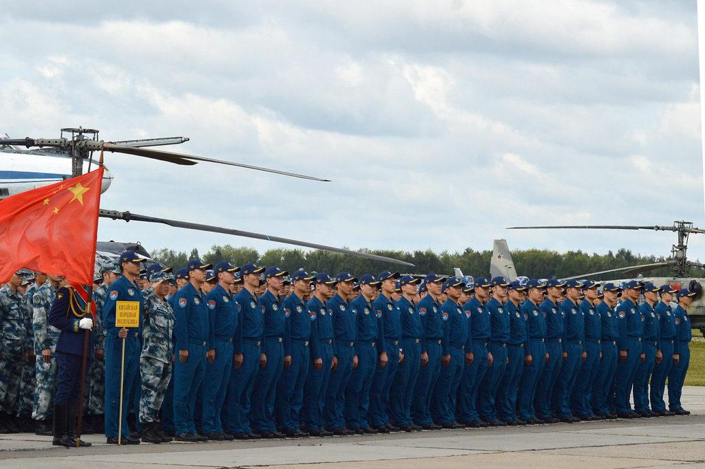 Авиадартс-2019. Команда Китайской Народной Республики
