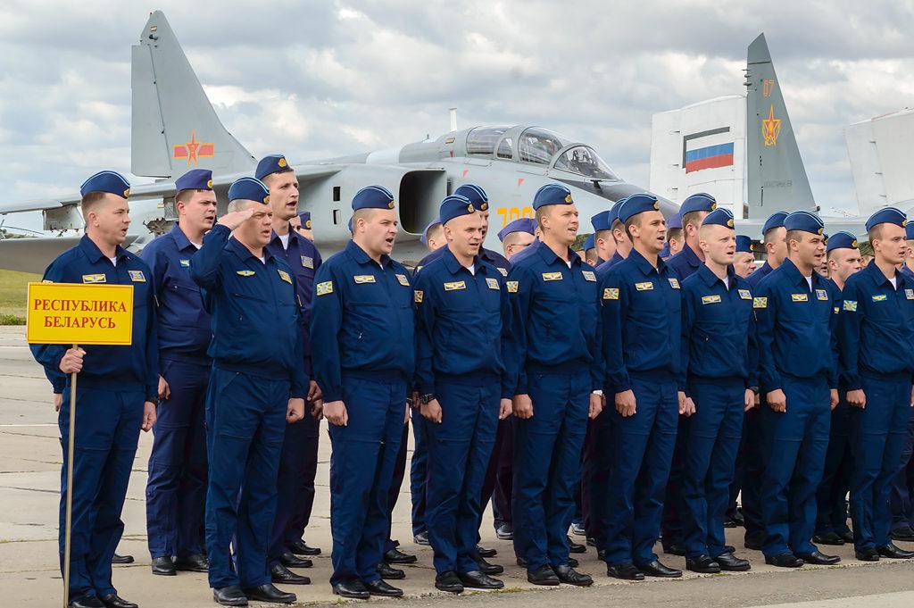 Авиадартс-2019. Команда Республики Беларусь.
