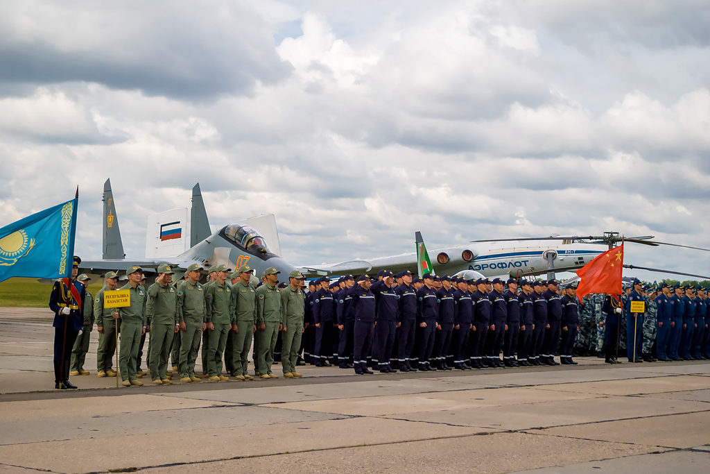 Авиадартс-2019. Команда Республики Казахстан