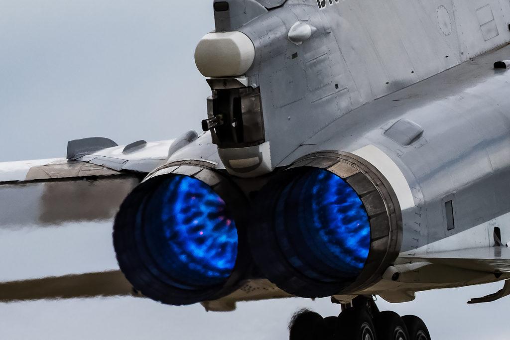 Авиадартс-2019. Форсажные горелки Ту-22М3