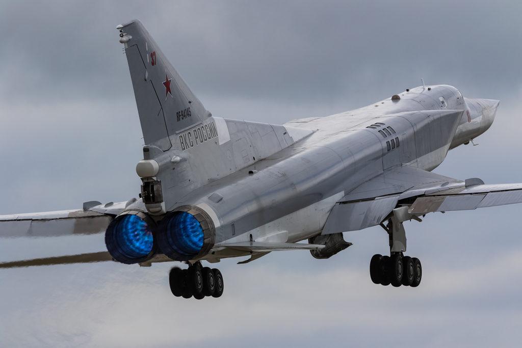 Авиадартс-2019. Взлет Ту-22М3