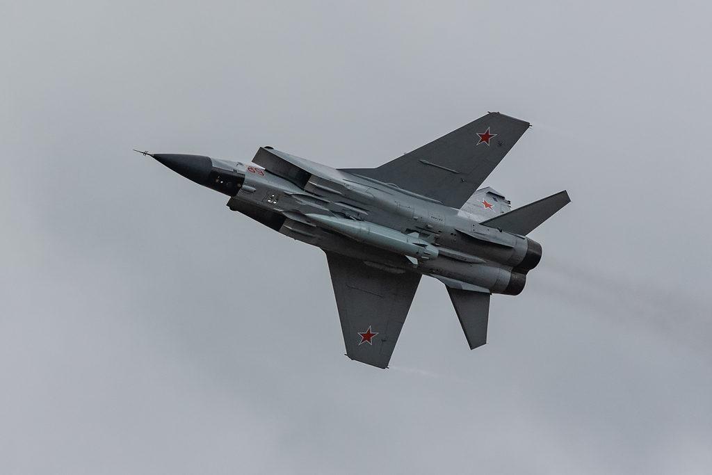 МиГ-31К