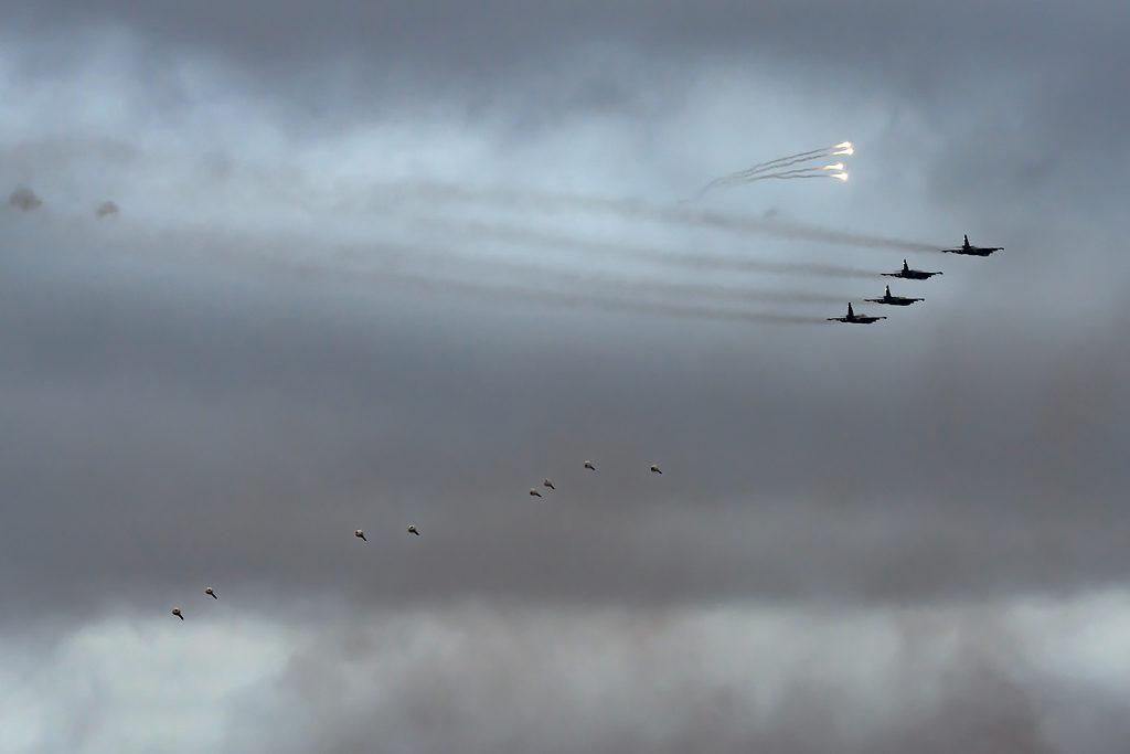 Су-25 СОУ ЩИТ СОЮЗА-2019